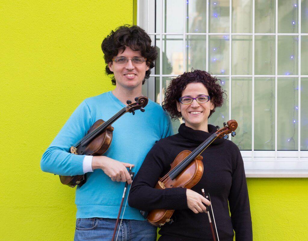 Elena Roig y Sergio Gil, directores de CORDES Espai Educatiu