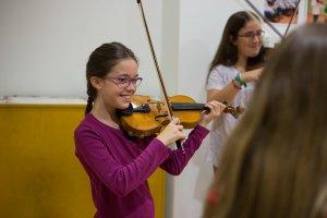 Aprender música con el Método Suzuki