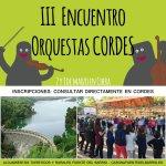 III Encuentro Orquestas CORDES