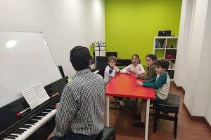 Lenguaje musical para niños